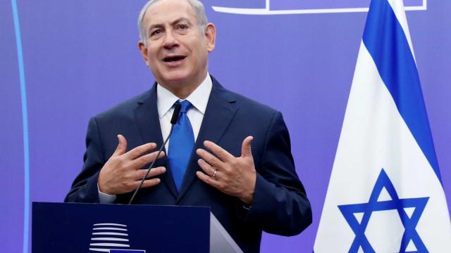 """Reconhecimento de Jerusalém como capital de Israel """"torna paz possível"""""""