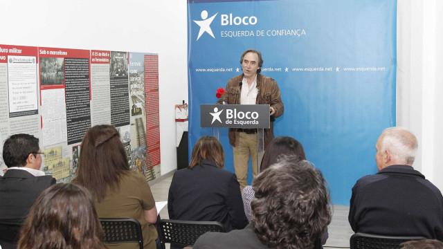 """Bloco critica que escolha de vogal da ERSE. É """"entre António e António"""""""