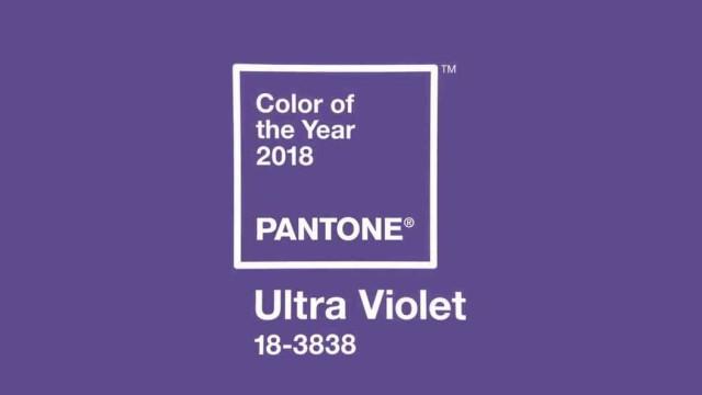 Nome de código: 18-3838. Prepare-se para um ano 'ultra violeta'