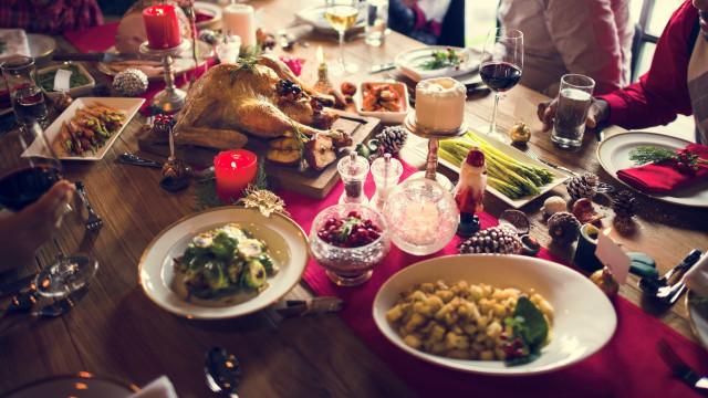 Uma dúzia de dicas para umas festividades mais 'light'