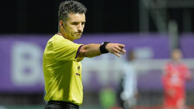 """Sp. Braga queixa-se da arbitragem: """"O insólito continua"""""""