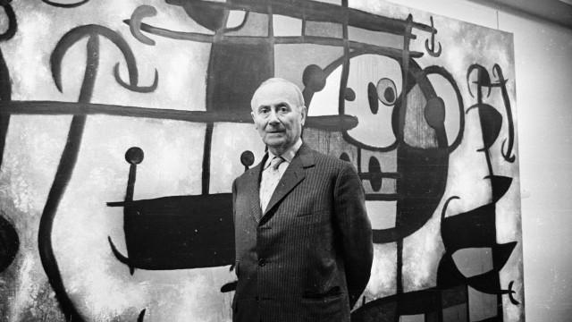Coleção Juan Miró ficará sob a alçada financeira da câmara do Porto