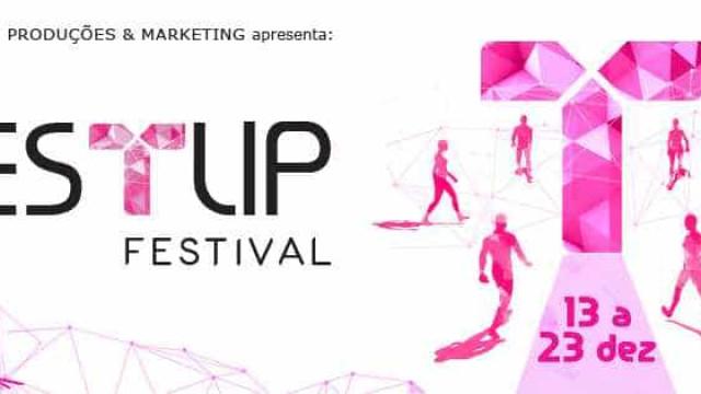 Festlip começa quarta-feira no Rio de Janeiro e tem extensão em Lisboa