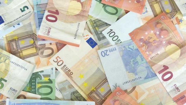 Necessidades de financiamento do Estado ficam nos 11 mil milhões de euros