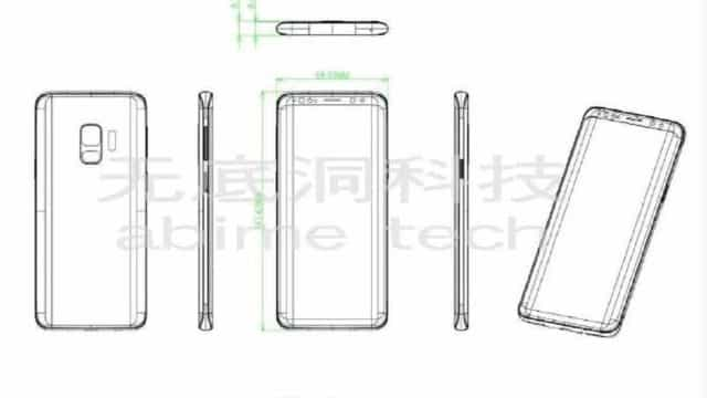 Esboço pode ter revelado antes de tempo o aspeto do Galaxy S9