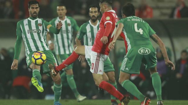 Rio Ave encanta e elimina Benfica da Taça de Portugal