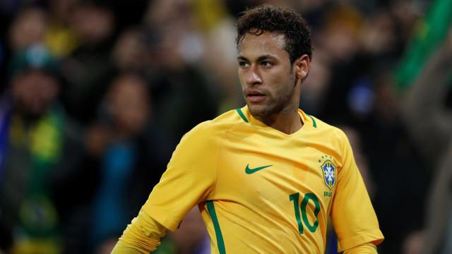 A equipa que Neymar revelou estar satisfeito por evitar no Mundial