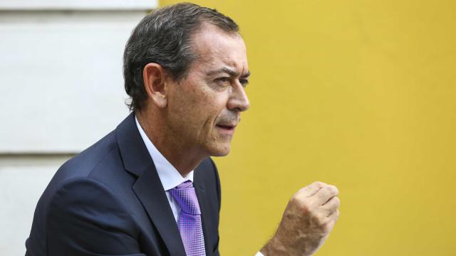 """Bastonário condena """"declarações falsas"""" de representantes dos enfermeiros"""