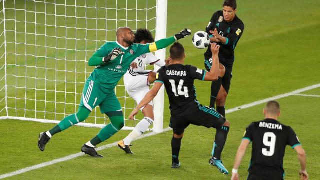 Ali Khaseif: O homem que 'roubou' (por momentos) o palco ao Real Madrid
