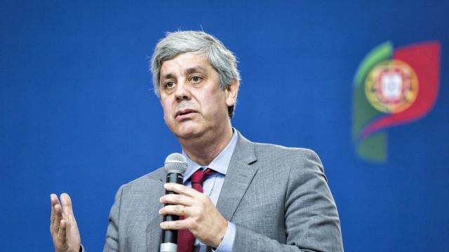 """Desafios do Eurogrupo são """"grandes na substância e na forma"""""""