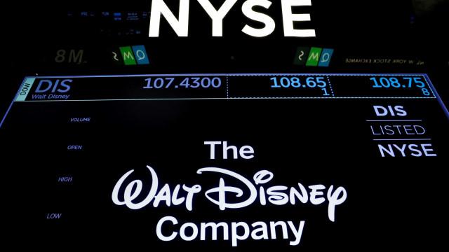Walt Disney compra parte da 21st Century Fox por 44 mil milhões de euros