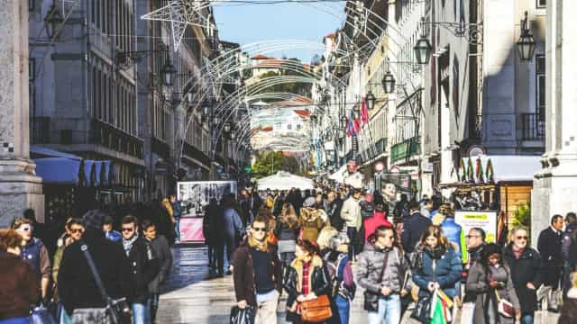 Comerciantes de Lisboa preveem dinâmicas diferentes de compras de Natal