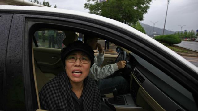 Carta desesperada da viúva de Liu Xiaobo preocupa amigos e familiares