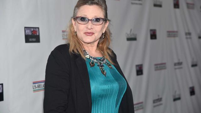 Filha de Carrie Fisher homenageou a mãe da melhor maneira