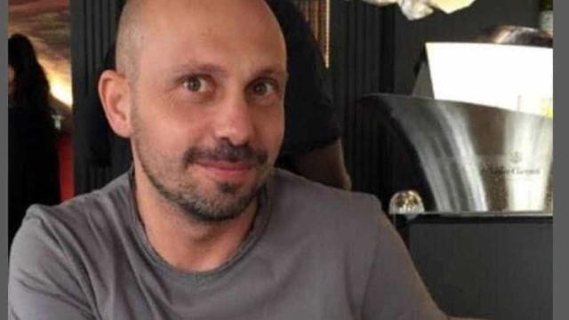 Ex-jogador italiano encontrado morto em mala de carro