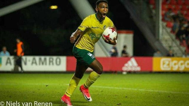 Português Lisandro Semedo eleito melhor jogador da Jupiler League