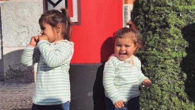 Filhas de Carolina Patrocínio divertem-se em musical infantil