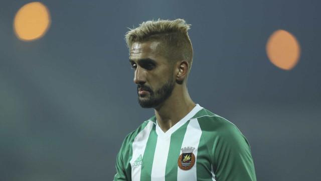 """Jesus avisou e Rúben Ribeiro poderá mesmo ir """"de vela"""" para... o FC Porto"""