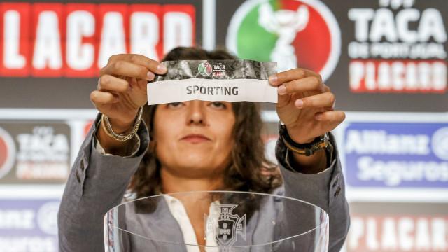 Sporting e FC Porto conhecem adversários e podem cruzar-se nas 'meias'