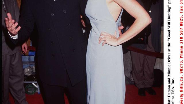 'Ex' de Matt Damon reage a comentários do ator sobre casos de assédio