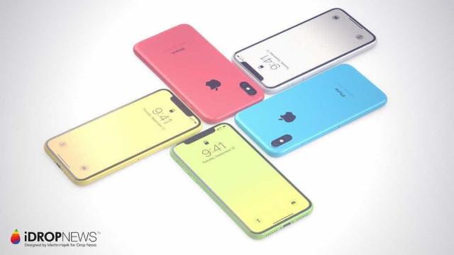 E se a Apple lançasse uma versão mais barata do iPhone X?