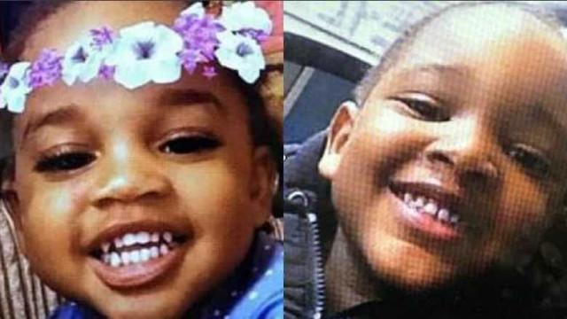 Bebé e irmão de quatro anos desaparecem após estarem sozinhos em casa