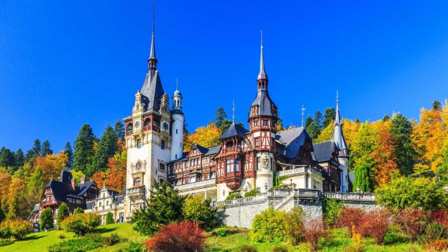 Conheça os castelos mais bonitos da Europa