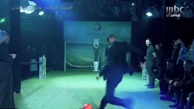 Rivaldo: Um falhanço tão mau que nem Roberto Carlos aguentou o riso