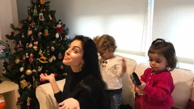 Não há criança que resista aos encantos de Georgina Rodriguez
