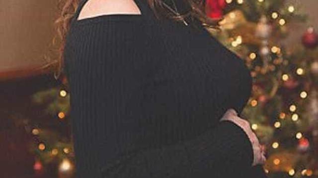Jovem grávida de 17 anos tem apenas três meses de vida