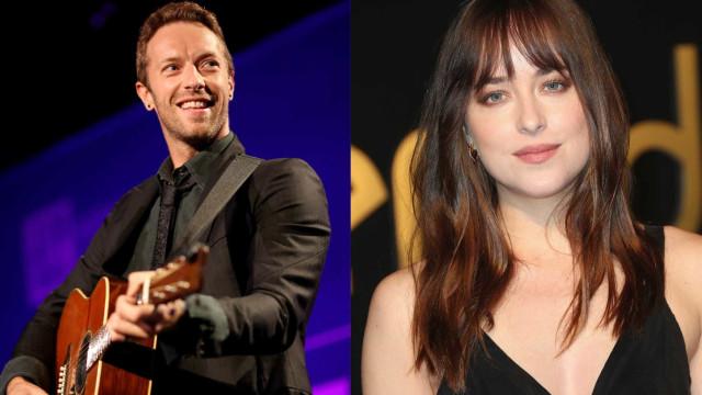 Pai de Dakota Johnson comenta alegado romance da atriz com Chris Martin