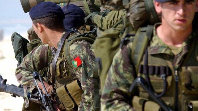 Fuzileiros da Marinha participam em exercício militar em Espanha