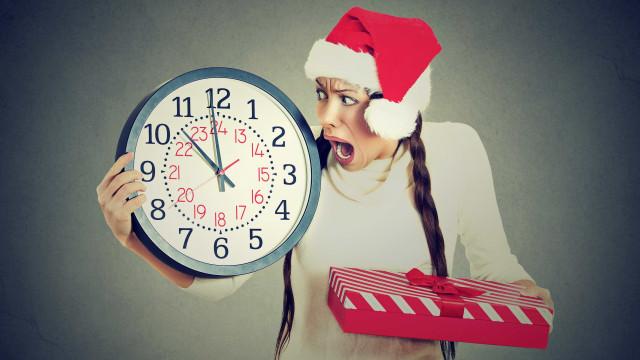 Demasiado stressado com as festas de fim de ano? Cuidado com o coração