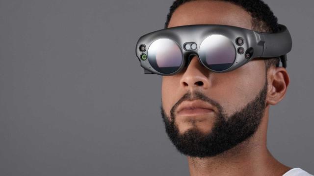 Magic Leap revelou os seus (prometedores) óculos de realidade aumentada