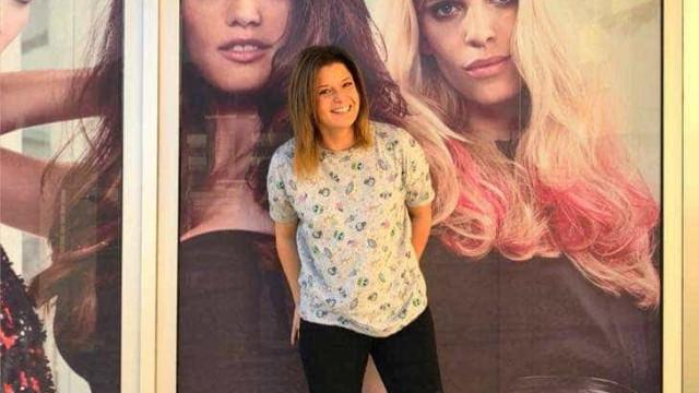 Maria Botelho Moniz mostra o resultado da sua mudança de visual