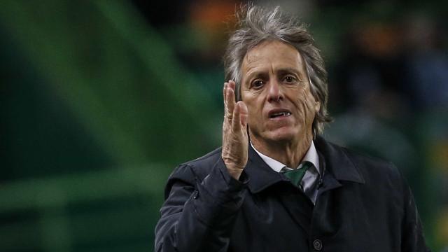 Jorge Jesus quer 'roubar' Carrillo ao Benfica