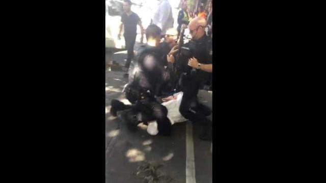 Polícia faz duas detenções após atropelamento em Melbourne