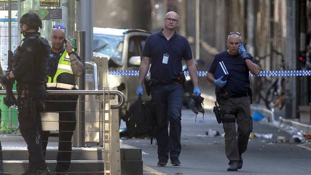 Melbourne: Condutor não tinha ligação a grupos terroristas