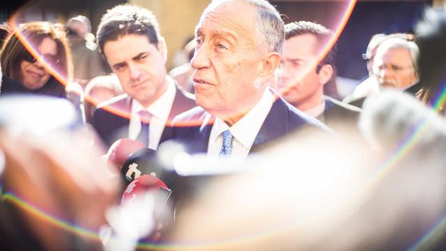 Marcelo levou os abraços de mais de 10 milhões ao centro do país