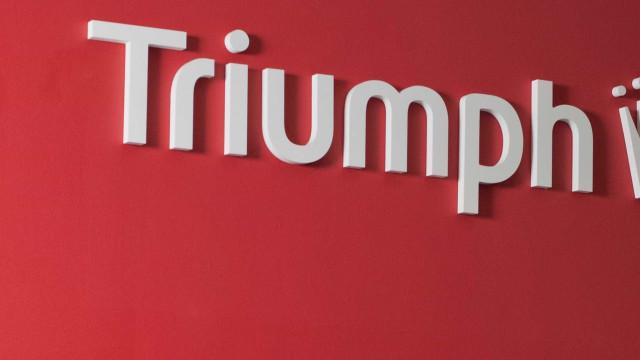 Fábrica da antiga Triumph vai a leilão por 5,7 milhões