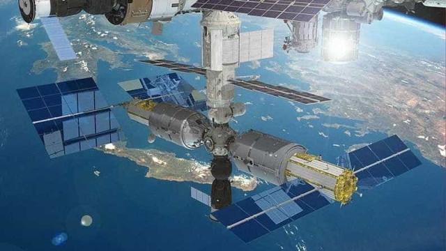Estação Espacial poderá vir a ter um hotel de luxo