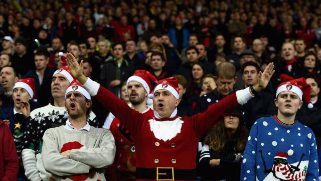 Premier League: Siga em direto os resultados e marcadores da 20.ª jornada