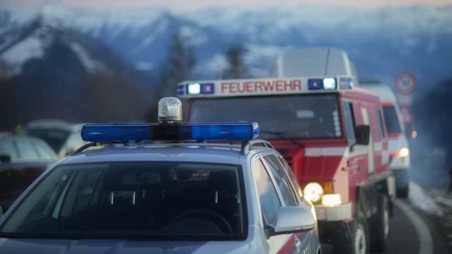 Dois comboios colidem em Viena. Há passageiros feridos