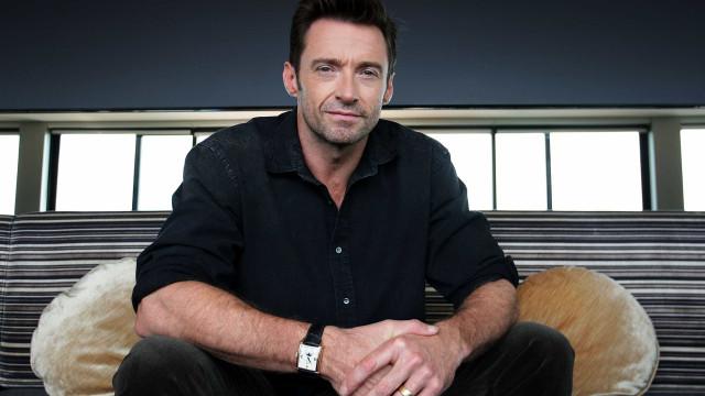 """Hugh Jackman: """"Tive cinco ou seis episódios de cancro e terei outros"""""""