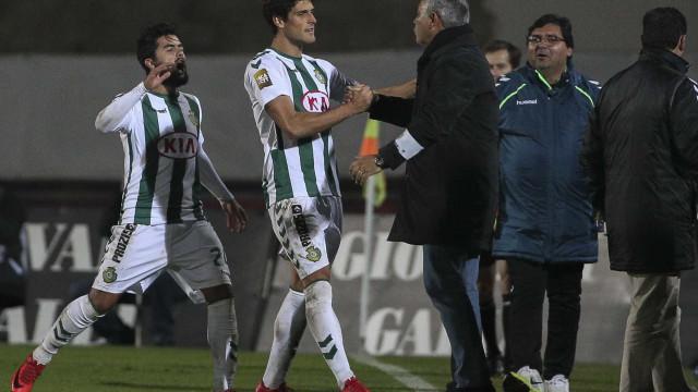 V. Setúbal surpreende Sp. Braga e tira Benfica da Taça da Liga