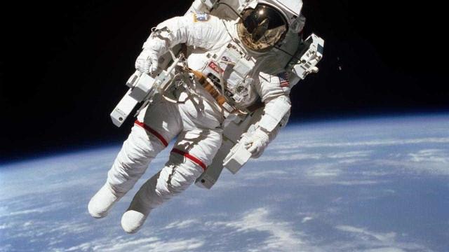 A NASA quer levá-lo ao Espaço… com app de selfies