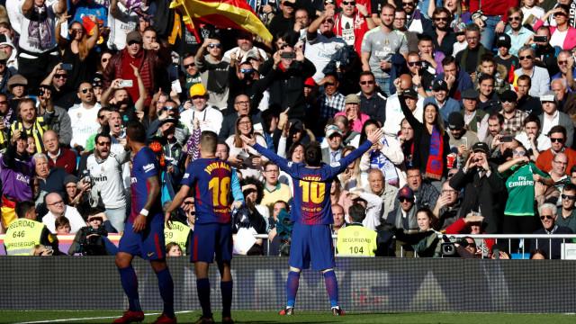 Real Madrid arrasado em casa e Barcelona já cheira o título