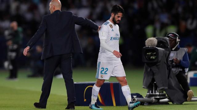 Atitude de Isco no Real-Barça pode deixá-lo em 'maus-lençóis'