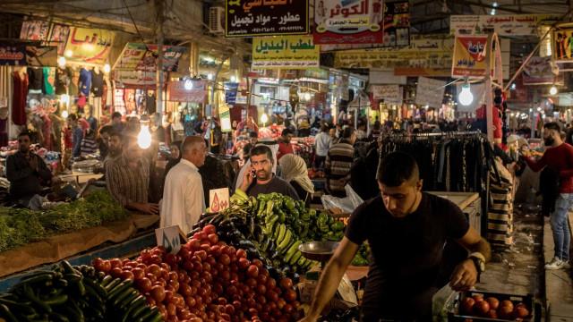 Mossul celebra Natal pela primeira vez depois de quatro anos sem festejos