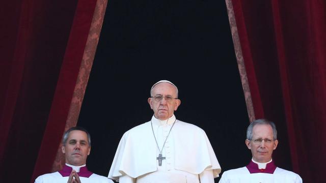 Papa apela à paz em Jerusalém e toda a Terra Santa